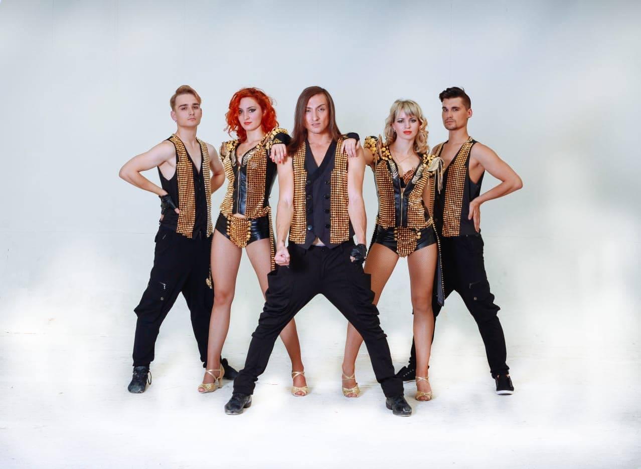 13 октября - шоу балет STO-litsa