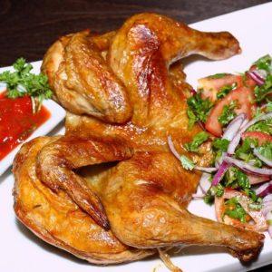 Цыплёнок «Табака»