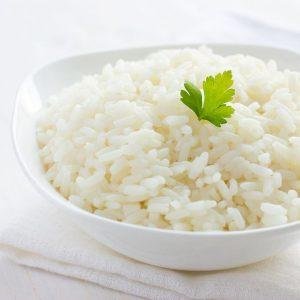 Рис отварной